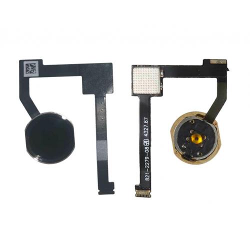 iPad Mini 4 Home Button Flex Black