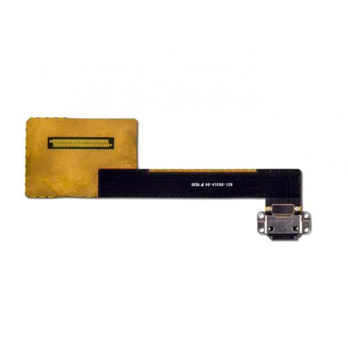 For iPad Pro 9.7'' Charging Port Dock Connector Flex Cable Replacement Black