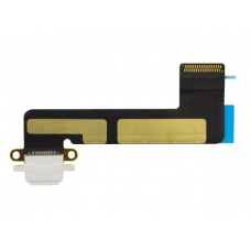 For iPad Mini 1 Charging Port Dock Connector Flex Cable Replacement White