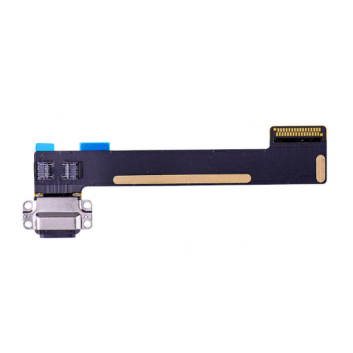 For iPad Mini 4/5 Charging Port Dock Connector Flex Cable Replacement Black