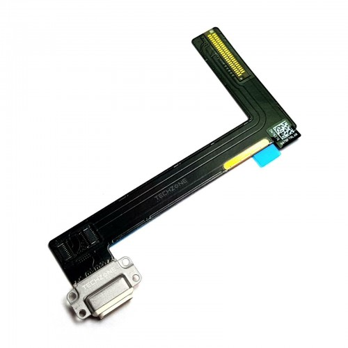 For iPad Air 2 Charging Port Dock Connector Flex Cable Replacement Black