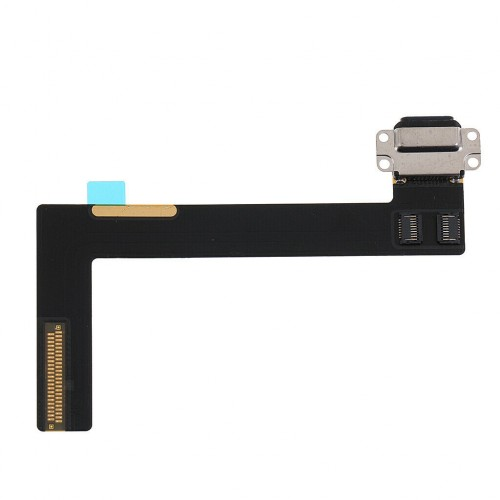 For iPad Air 2 Charging Port Dock Connector Flex Cable Replacement White