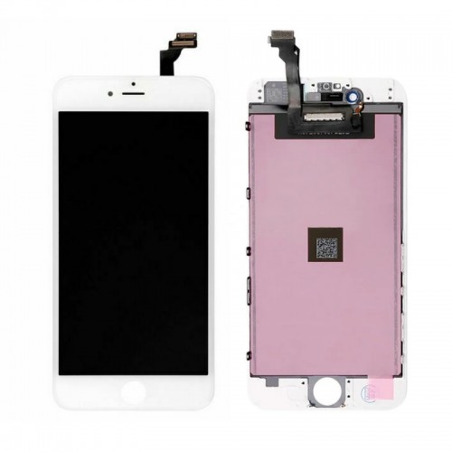 For Apple iPhone 6 LCD Display Touch Screen Digitizer Replacement White