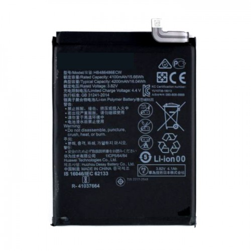 For Huawei Mate 20 Internal Full Capacity Battery Replacement