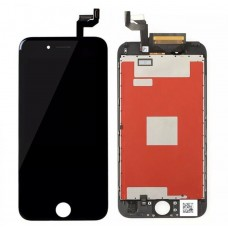 For Apple iPhone 6S LCD Display Touch Screen Digitizer Replacement Black