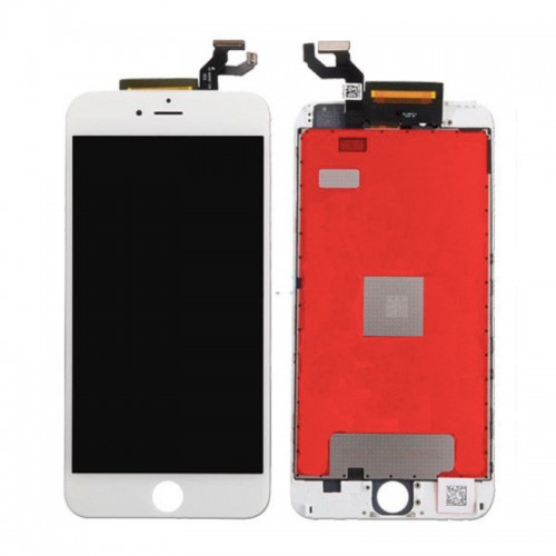 For Apple iPhone 6S LCD Display Touch Screen Digitizer Replacement White