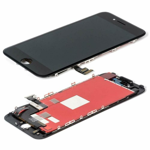 For Apple iPhone 7 LCD Display Touch Screen Digitizer Replacement Black