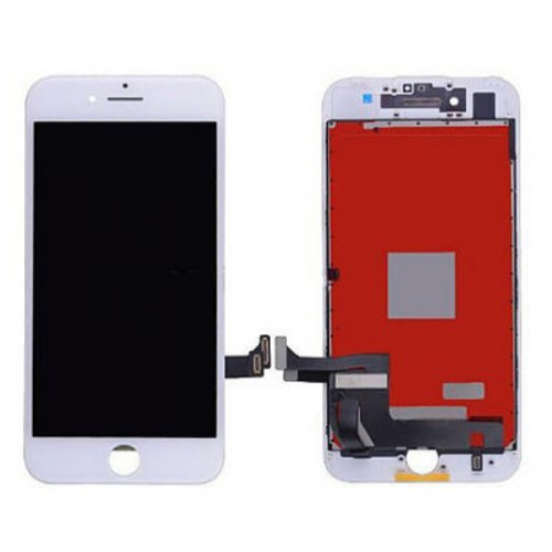 For Apple iPhone 7 Plus LCD Display Touch Screen Digitizer Replacement White