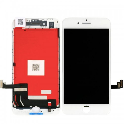 For Apple iPhone 8 / iPhone SE 2020 LCD Display Touch Screen Digitizer Replacement White