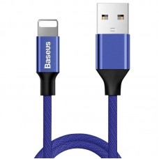 Baseus Yiven Cable For Apple 1.2M Navy Blue<N>(W)