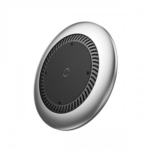 Baseus whirlwind Desktop wireless charger Silver
