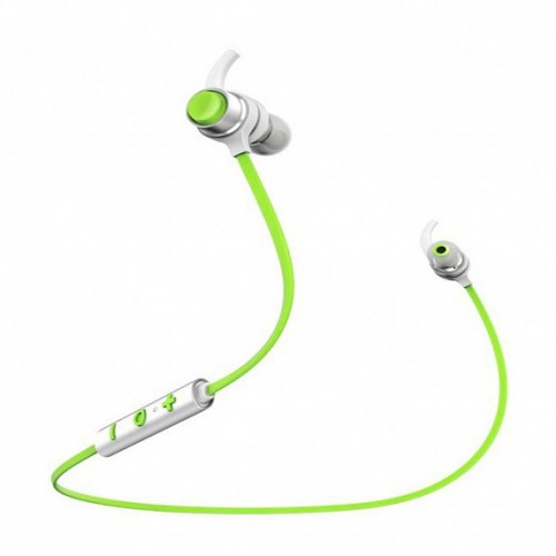 Baseus B16 Comma Bluetooth Earphone Silver/Green