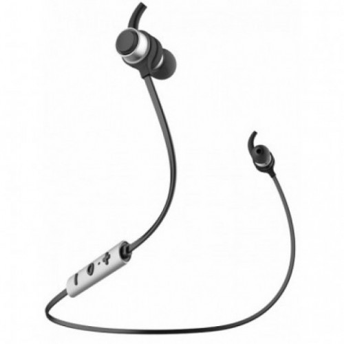 Baseus B16 Comma Bluetooth Earphone Silver/Black