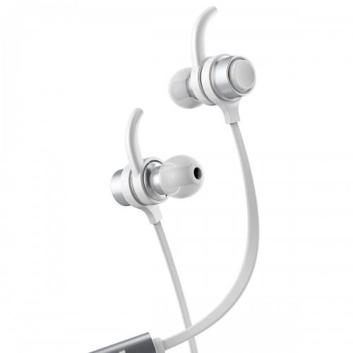 Baseus B16 Comma Bluetooth Earphone Silver/White