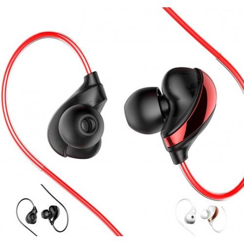 Baseus Encok Wire Earphones H05 Red