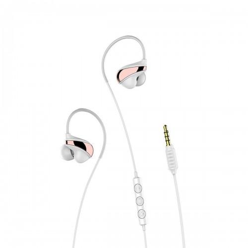 Baseus Encok Wire Earphones H05 White