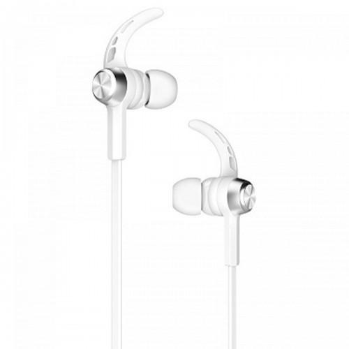 Baseus Licolor Magnet Bluetooth Earphone Silver White