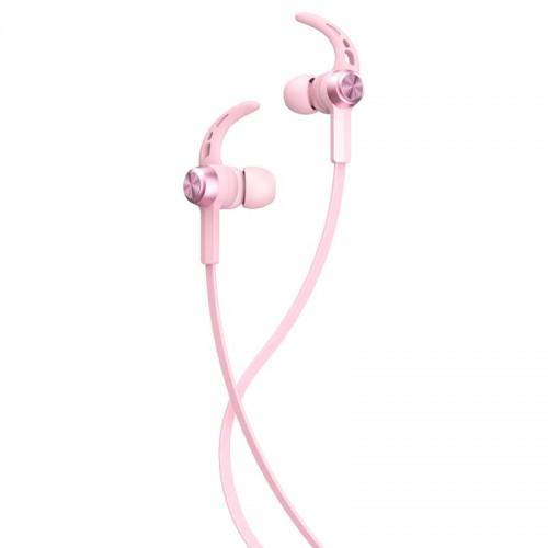 Baseus Licolor Magnet Bluetooth Earphone Sakura Pink