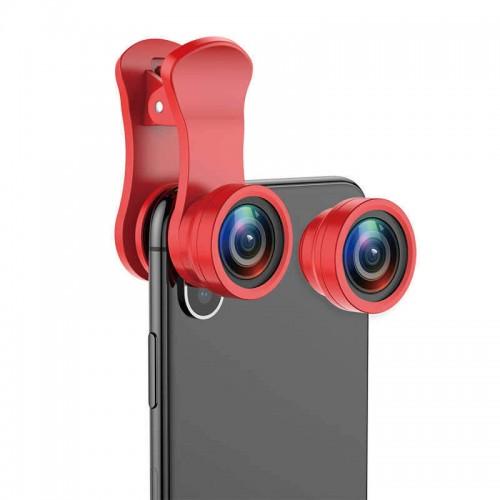 Baseus short videos magic camera general Red