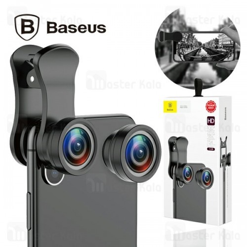 Baseus short videos magic camera general Black