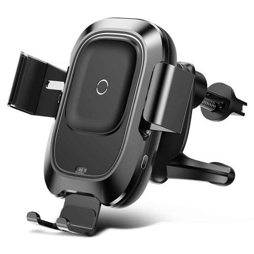 Baseus Smart Car Wireless Charger WXZN-01 Black