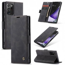 Caseme-013 Magnetic Card Case For Samsung Note 20 Ultra Black