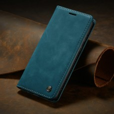 Caseme-013 Magnetic Card Case For Samsung S21 Blue