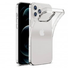 Shockproof TPU+PC 2.0MM Case for iPhone 12 Pro Max 6.7 Clear