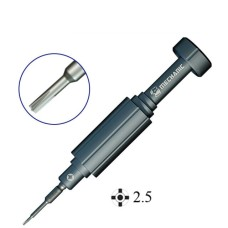 Mechanic Small Steel Gun Series iShell Max Tools Cross 2.5 Motherboard Cross Screwdriver
