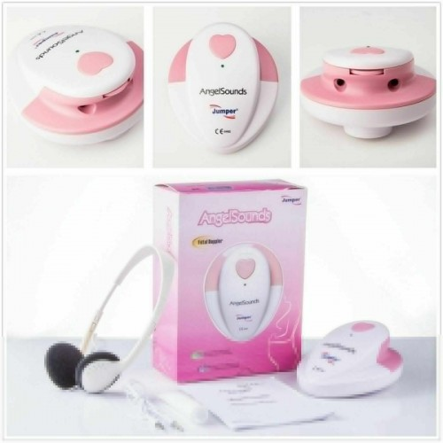 Jumper 100S Angelsounds Fetal Doppler Detector Baby Ultrasound Heart Beat Monitors