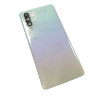 For Huawei P30 Pro Rear Glass Battery Back Cover Housing Replacement+Camera Lens -  Pearlescent Fritillary