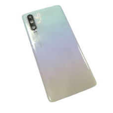 For Huawei P30 Rear Glass Battery Back Cover Housing Replacement+Camera Lens -  Pearlescent Fritillary