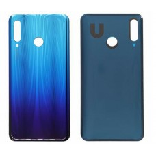For Huawei P30 Lite Rear Glass Battery Back Cover Housing Replacement Adhesive 24MP Blue
