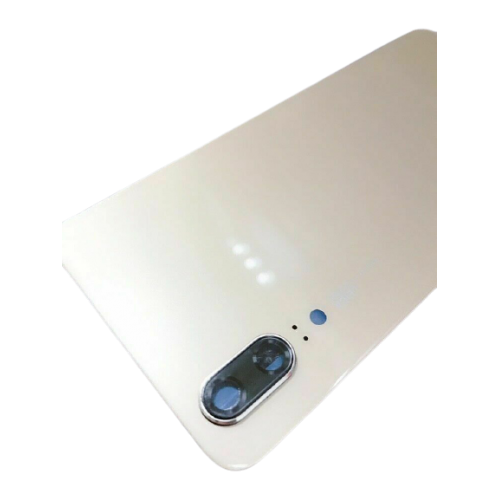 For Huawei P20 Rear Glass Battery Back Door Cover Housing Replacement+Camera UK Gold