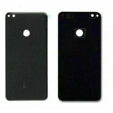 For Huawei P8/P9 Lite 2017 PRA-LX1 Rear Glass Housing Battery Back Cover+Camera Black