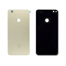 For Huawei P8/P9 Lite 2017 PRA-LX1 Rear Glass Housing Battery Back Cover+Camera Gold