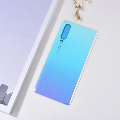 For Huawei P30 Pro Rear Glass Battery Back Cover Housing Replacement Adhesive Sky Realm