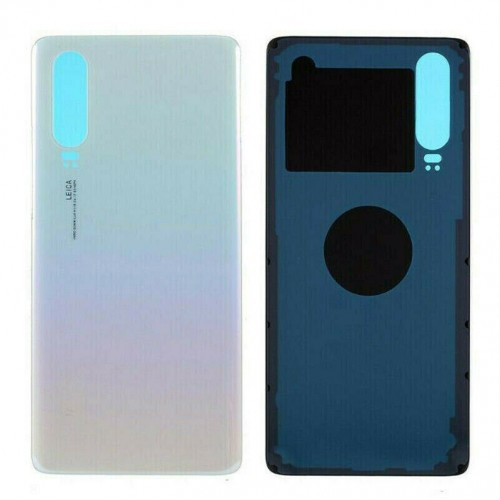 For Huawei P30 Pro Rear Glass Battery Back Cover Housing Replacement Adhesive - Pearlescent Fritillary