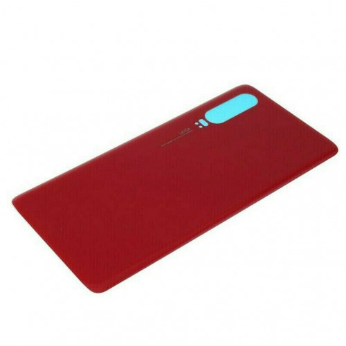 For Huawei P30 Pro Rear Glass Battery Back Cover Housing Replacement Adhesive Red