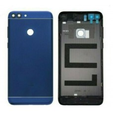 For Huawei P Smart FIG-LX1 Rear Back Battery Cover Housing Camera Lens Blue