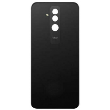 For Huawei Mate 20 Lite Rear Glass Adhesive Battery Door Back Cover Replacement Black