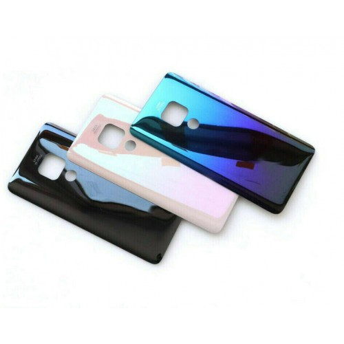 For Huawei Mate 20 Pro Rear Glass Battery Back Cover Replacement Gradient Blue