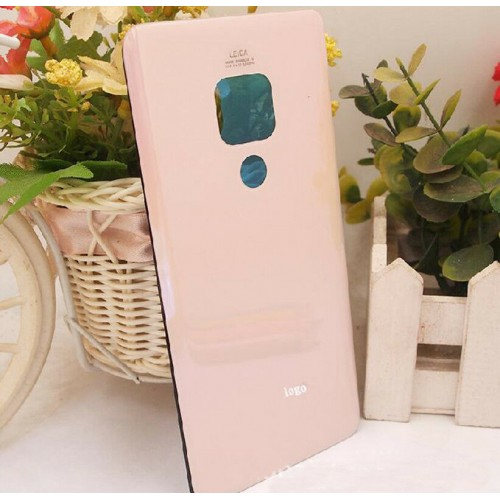 For Huawei Mate 20 Rear Glass Battery Back Cover Replacement Pink