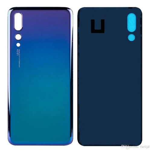 For Huawei P20 Pro Rear Glass Battery Back Door Cover Housing Replacement Twilight