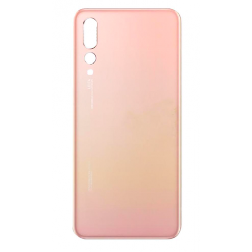 For Huawei P20 Pro Rear Glass Battery Back Door Cover Housing Replacement Pink