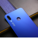 For Huawei P20 Lite Rear Glass Battery Back Door Cover Housing Replacement Blue