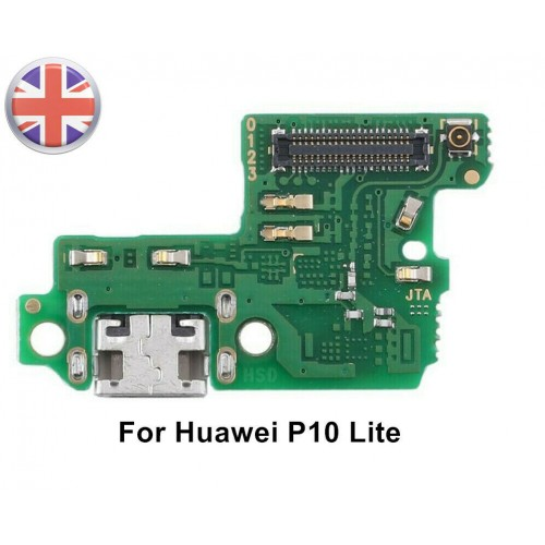 Huawei P10 Lite USB Charging Port Dock Connector Main Mic Flex Cable