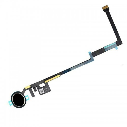"""For iPad 6th Gen 9.7"""" 2018 Home Button Key Connector Flex Cable A1893 A1954 Black"""
