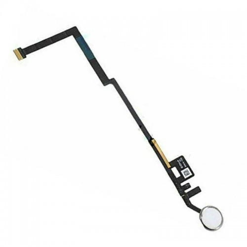 For iPad 5th / 6th Gen Home Button Key Connector Flex Cable White