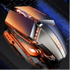 RGB LED Laser USB Mice Optical Wired Silent Gaming Mouse For Laptop PC Computer